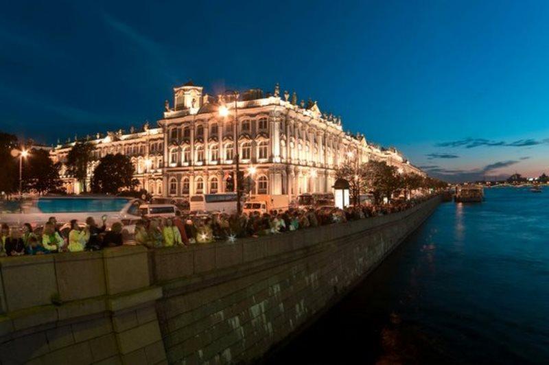 St. Petersburg beyaz geceler ne zaman