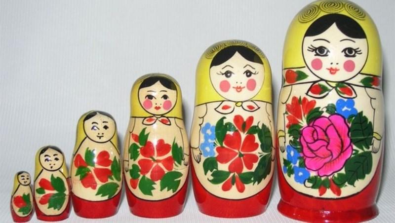 St. Petersburg'dan hediyelik eşya ne alınır - matruşka çeşitleri St. petersburg