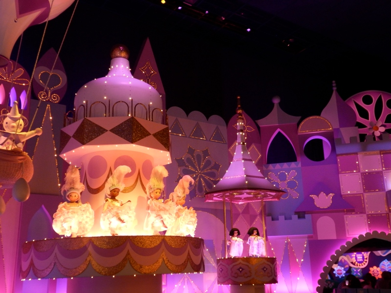 İts a small world disneyland
