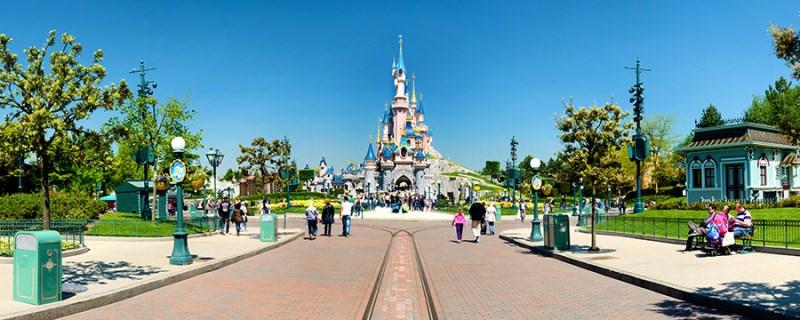 Paris Disneyland Tatil Anılarım