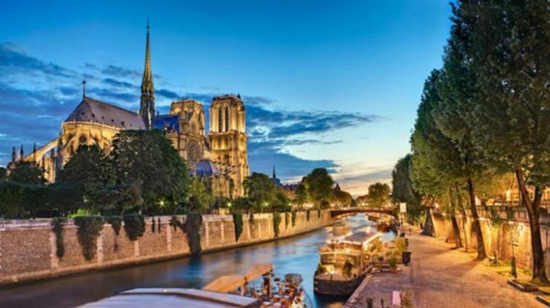 Paris Tatil Anılarım