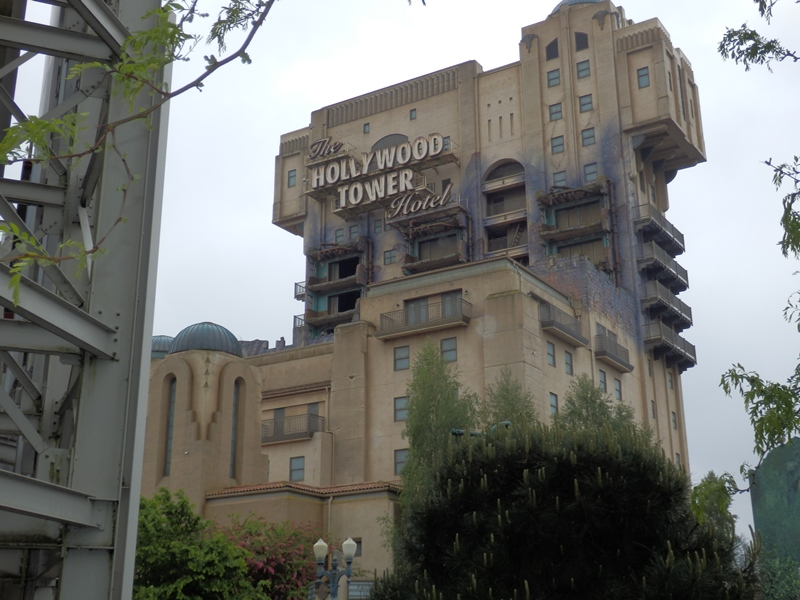 The twilight zon tower of terror