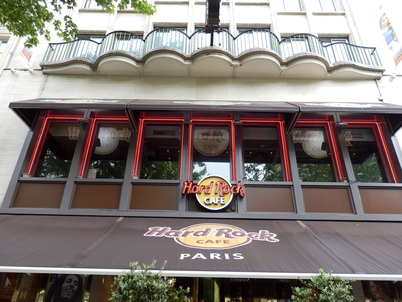 hard rock kafe paris