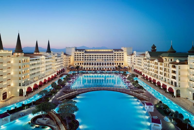 ramazan bayramı için Antalya otelleri