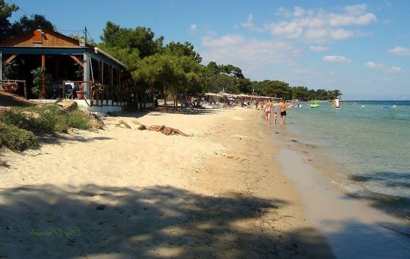 Limenas'a yakın beachler