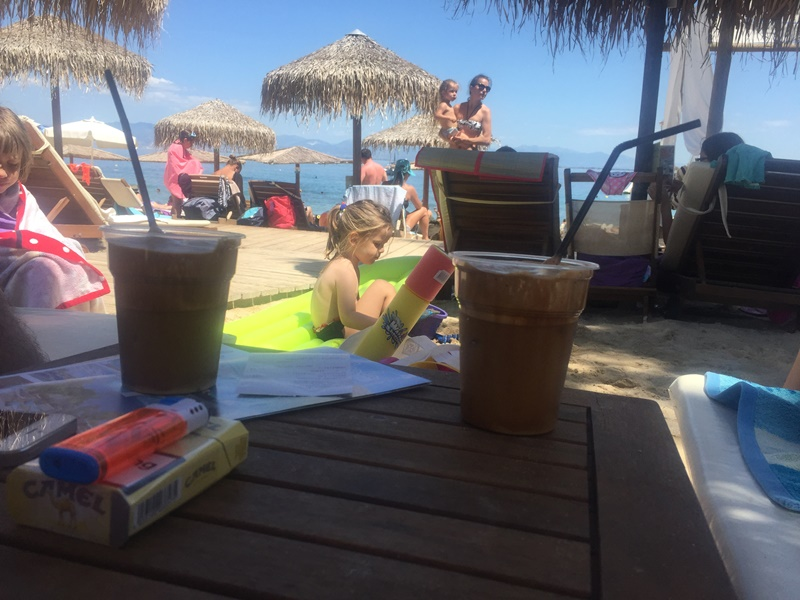 la scala beach thassos