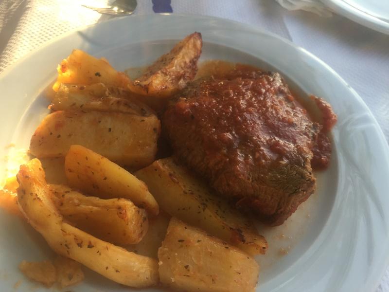 thassos adasının meşhur yemekleri