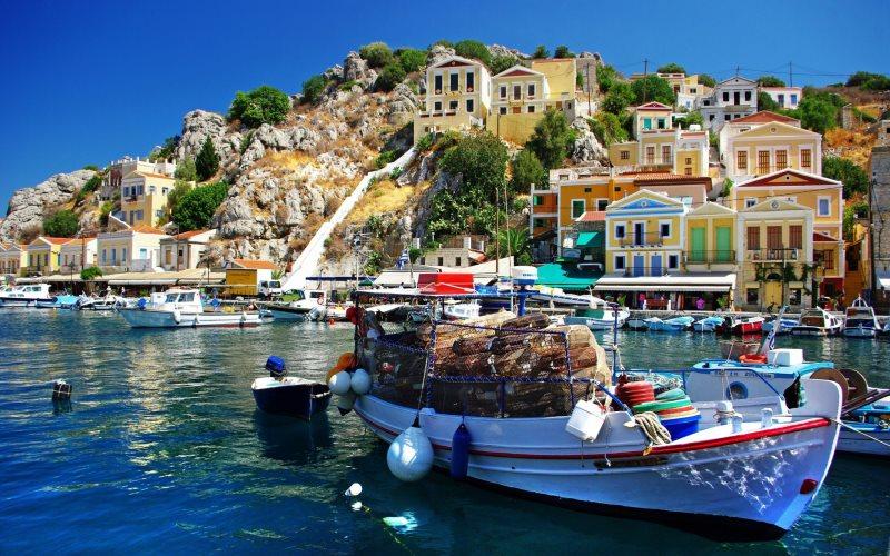 Kapı Vizesi İle Gidilebilen En Yakın Yunan Adaları
