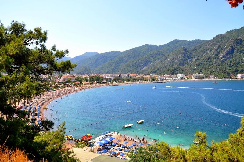 Marmaris'in plajları hakkında bilgi