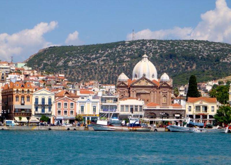 Midilli ( Lesvos ) Adası hakkında bilgi