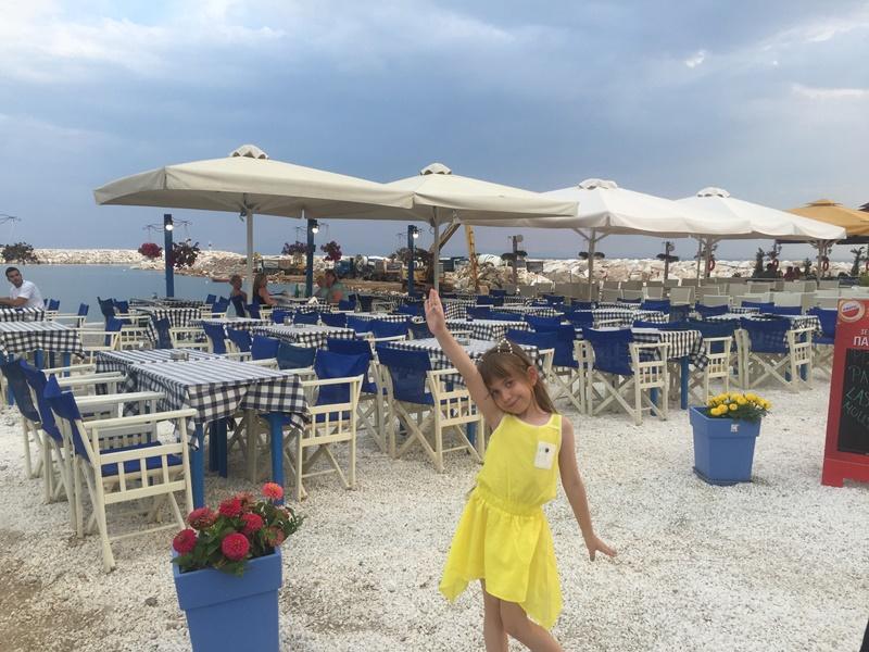 Thassos adası limenaria otelleri