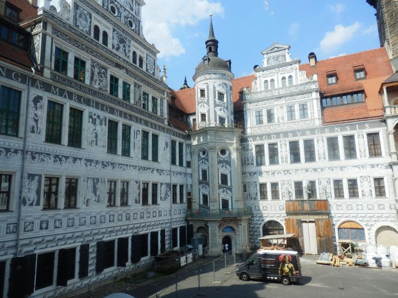 Almanya dresdende gezilecek yerler