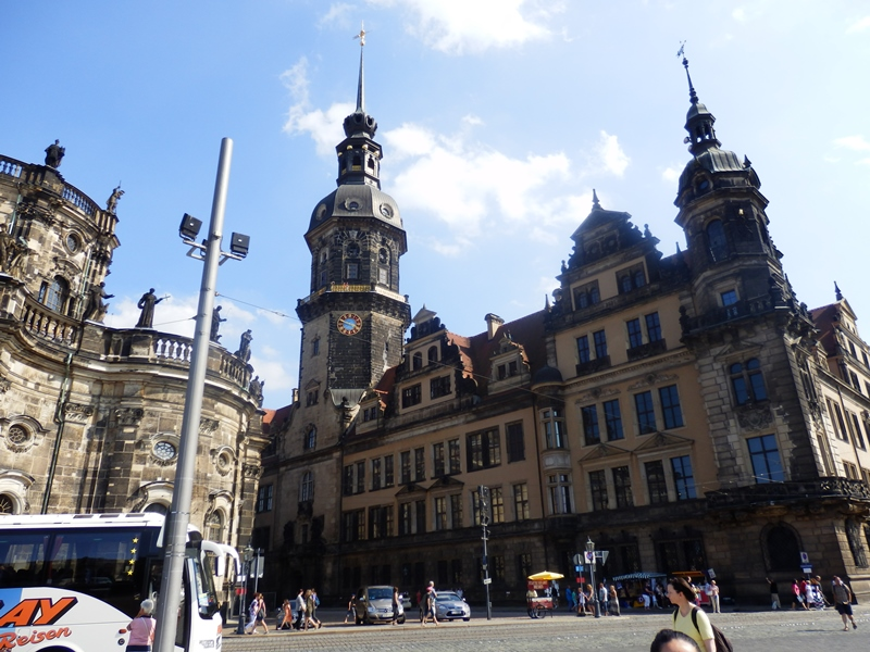 Dresden Almanya gezi rehberi