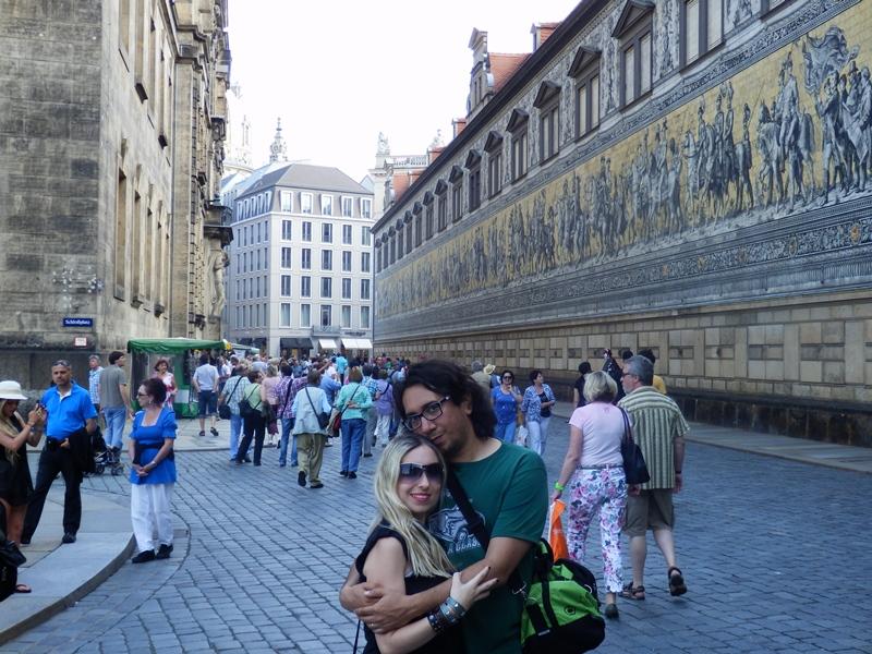 Dresden gezi rehberi ve gezilecek yerleri - Dresden langer gang