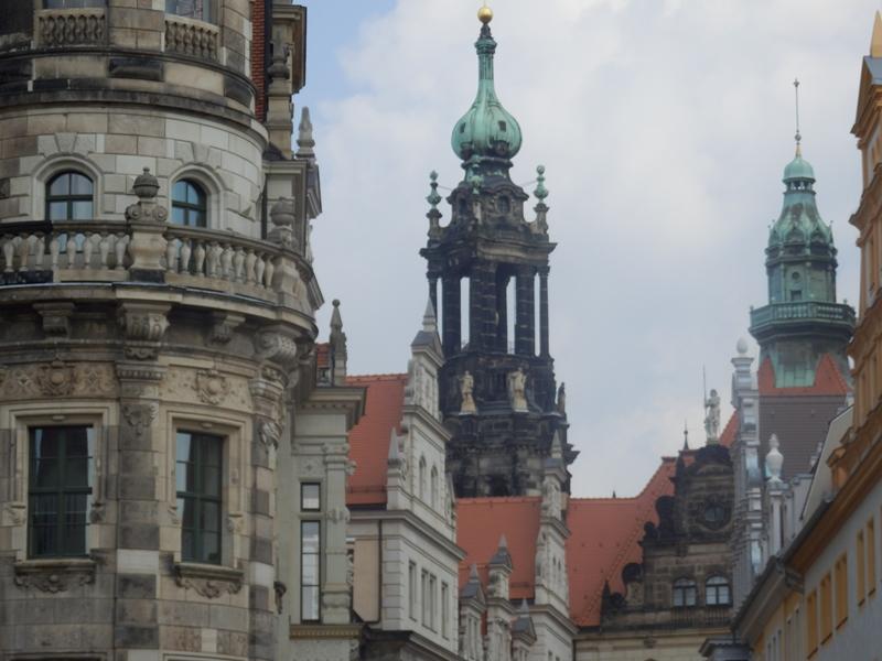 Dresden gezilesi yerler