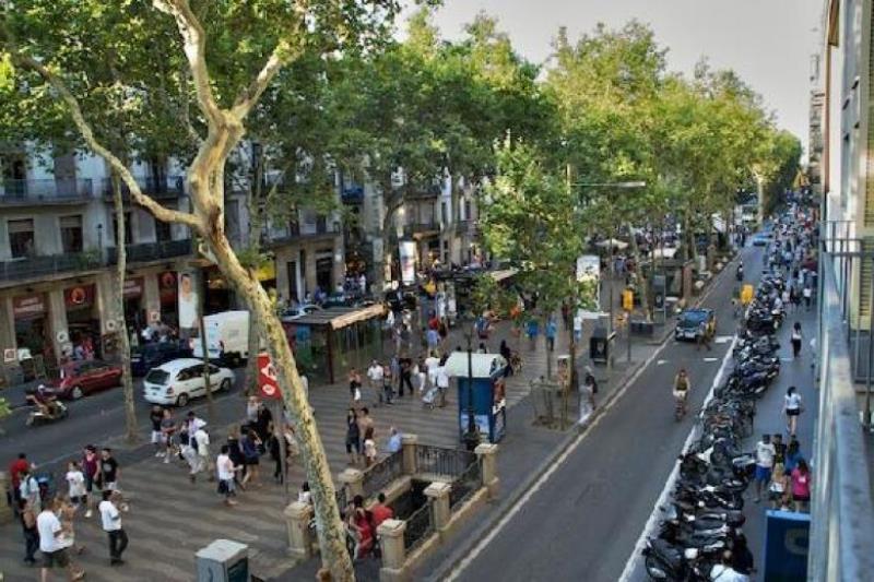 barcelonanin-istiklal-caddesi-las-ramblas-caddesi