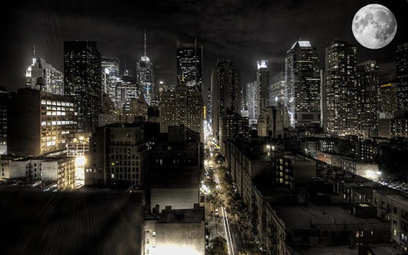 New york gece hayatı