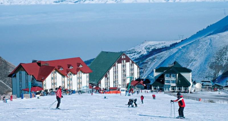 Türkiye'de Kış Tatili Yapılacak Yerler