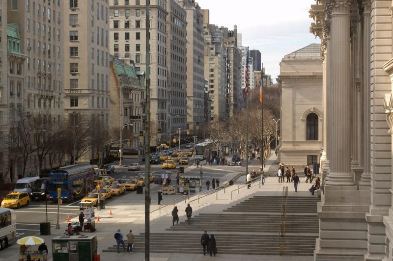 new york beşinci cadde