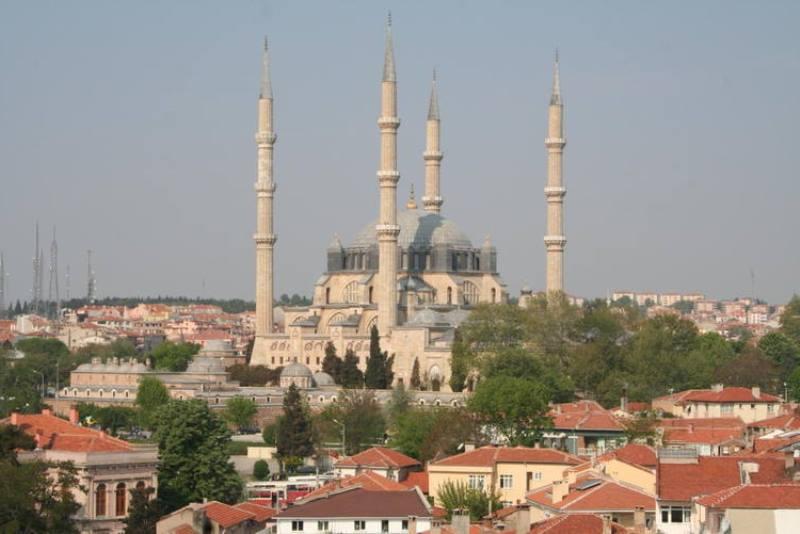 Edirne'nin nesi meşhur