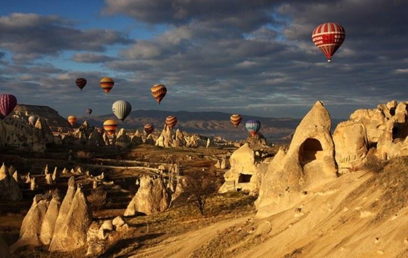 Nevşehir'in nesi meşhur
