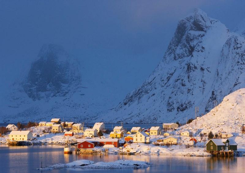 norveç kış tatili