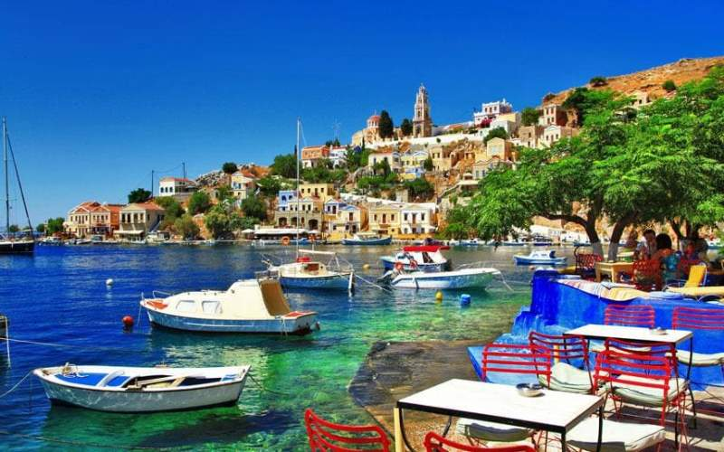 Yunan Adalarına Kapıda Vize Kalktı mı