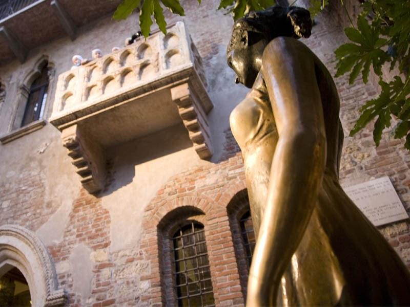 Verona Romeo Juliet - veronada gezilecek yerler