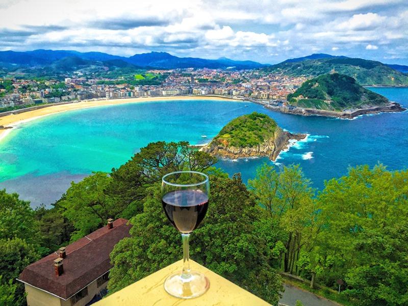 Avrupa'da balayı önerileri - San Sebastian İspanya