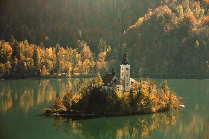 Batı Slovenya - Orta Avrupa