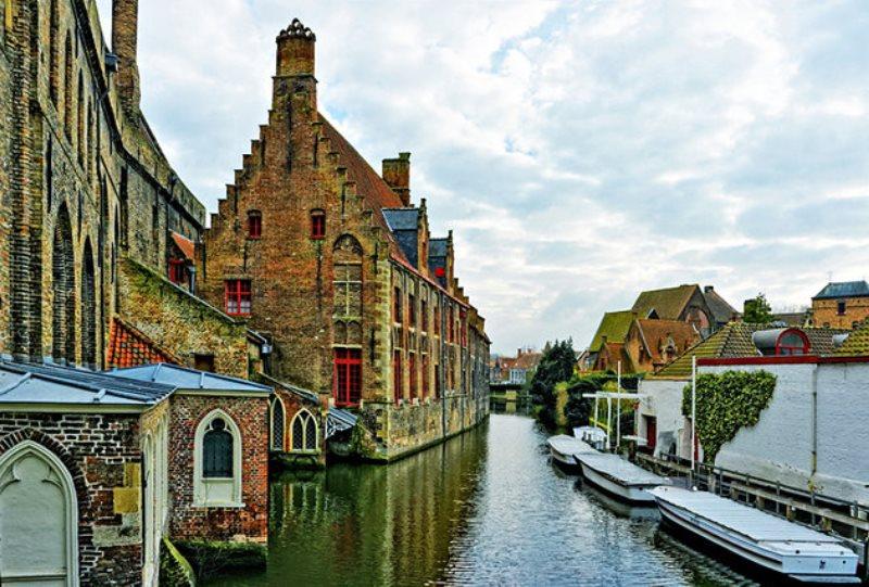 Bruges Belçika