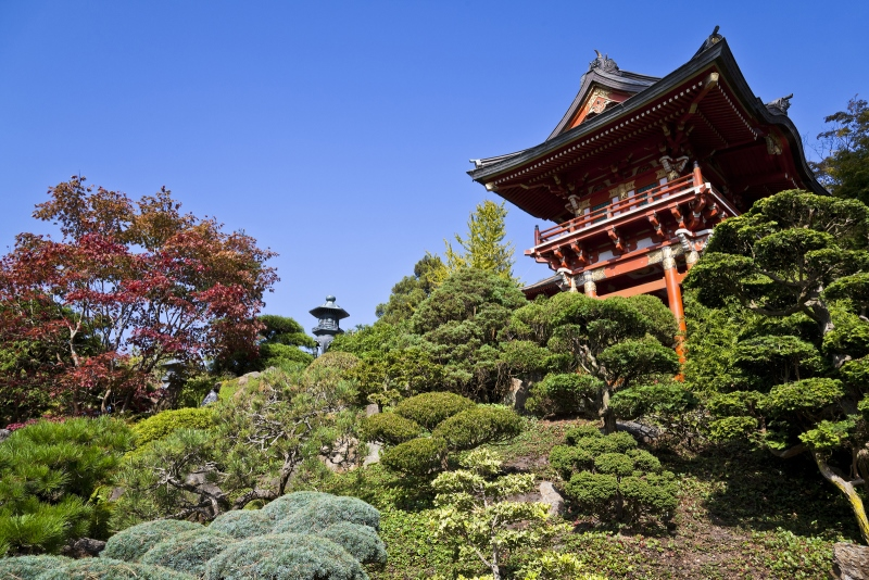 golden gate parkı