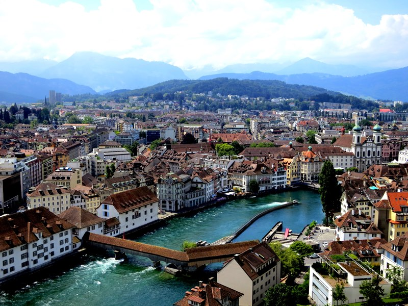 Lucerne İsviçre