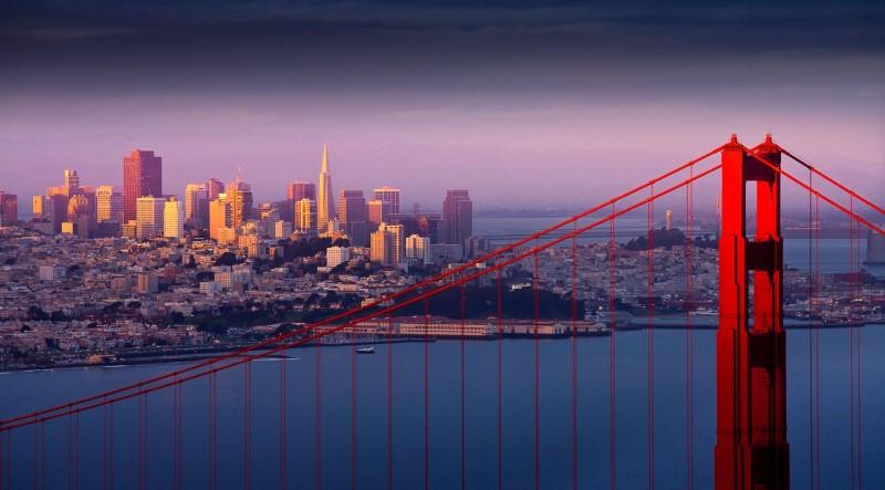 San Franciscoda, gezilecek yerler