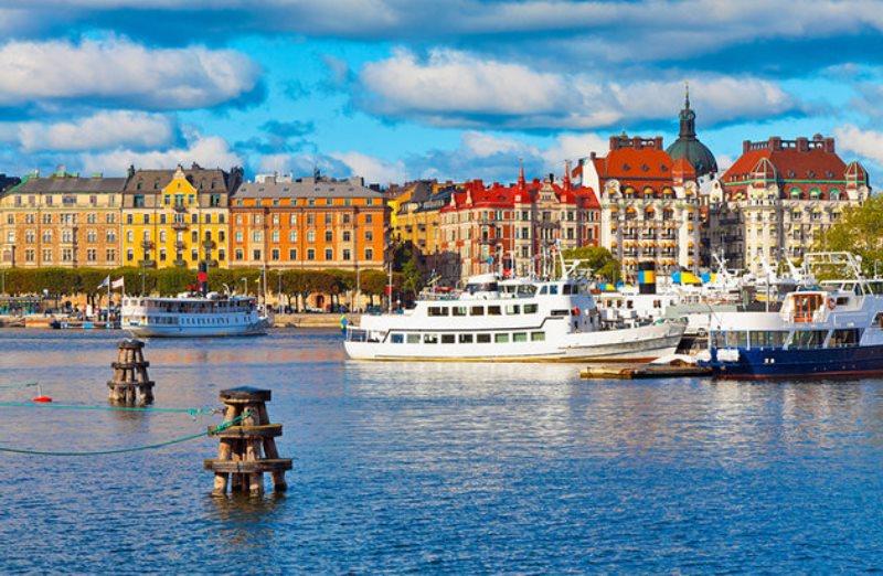 Stockholma İsveç