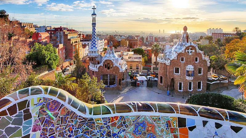 avrupanın en güzel şehirleri - Barcelona ispanya