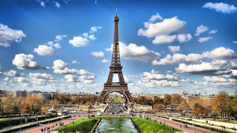 en yakın ve en güzel avrupa şehirleri - Paris fransa
