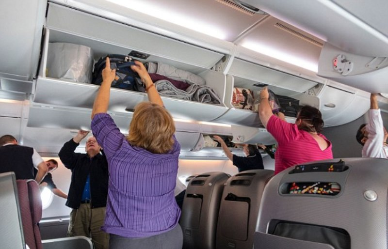 uçakta yasak olan eşyalar