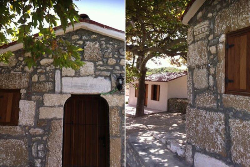Bozcaada Ayazma Manastırı