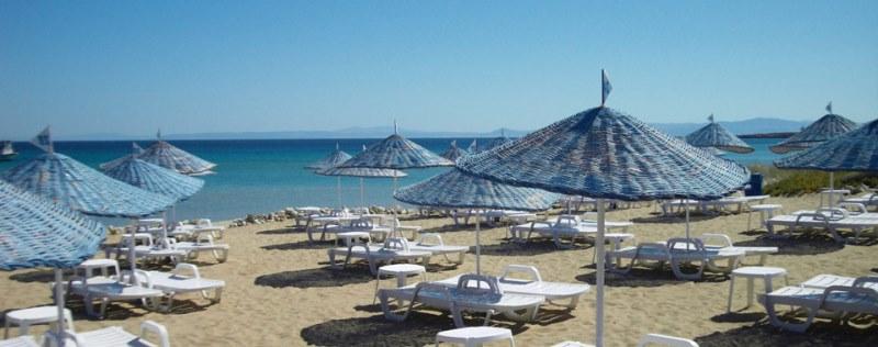 Bozcaada Mitos beach