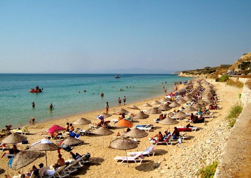 Bozcaada'nın En Güzel Plajları