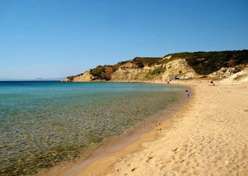 En güzel Bozcaada Plajları