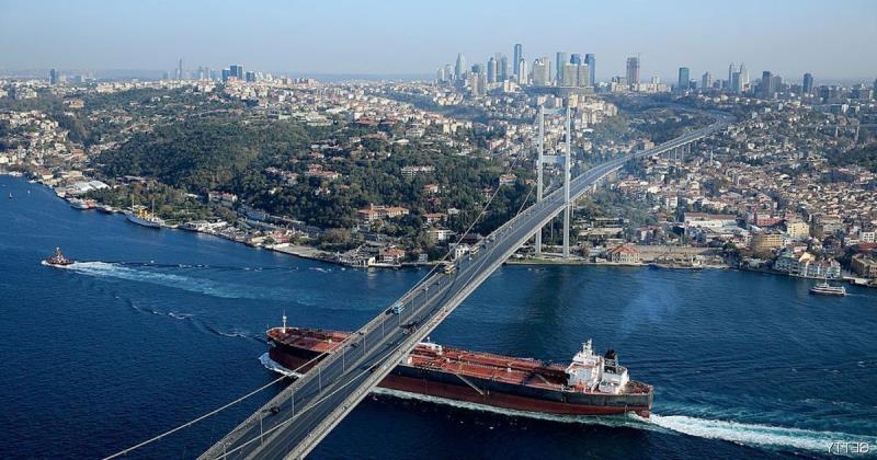 Türkiyede en çok turist çeken şehirler
