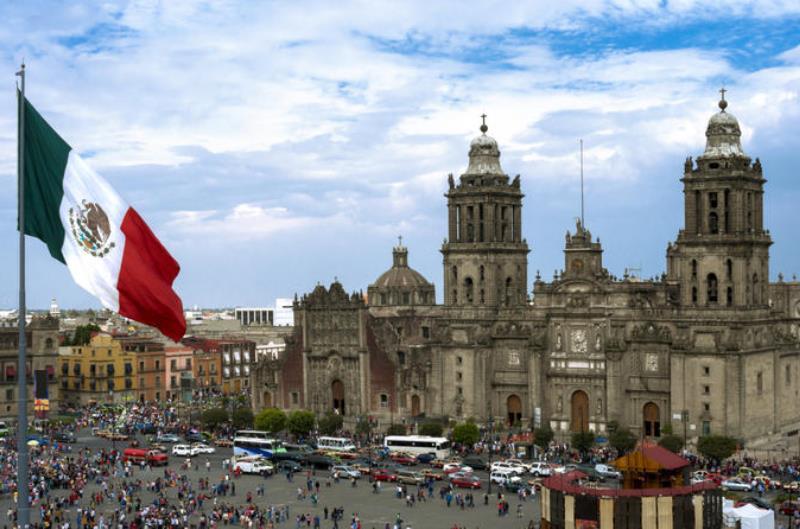 dünyanın en çok turist çeken ülkeleri - Meksika