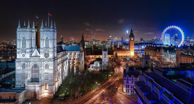 dünyanın en güzel şehirleri - LOndra
