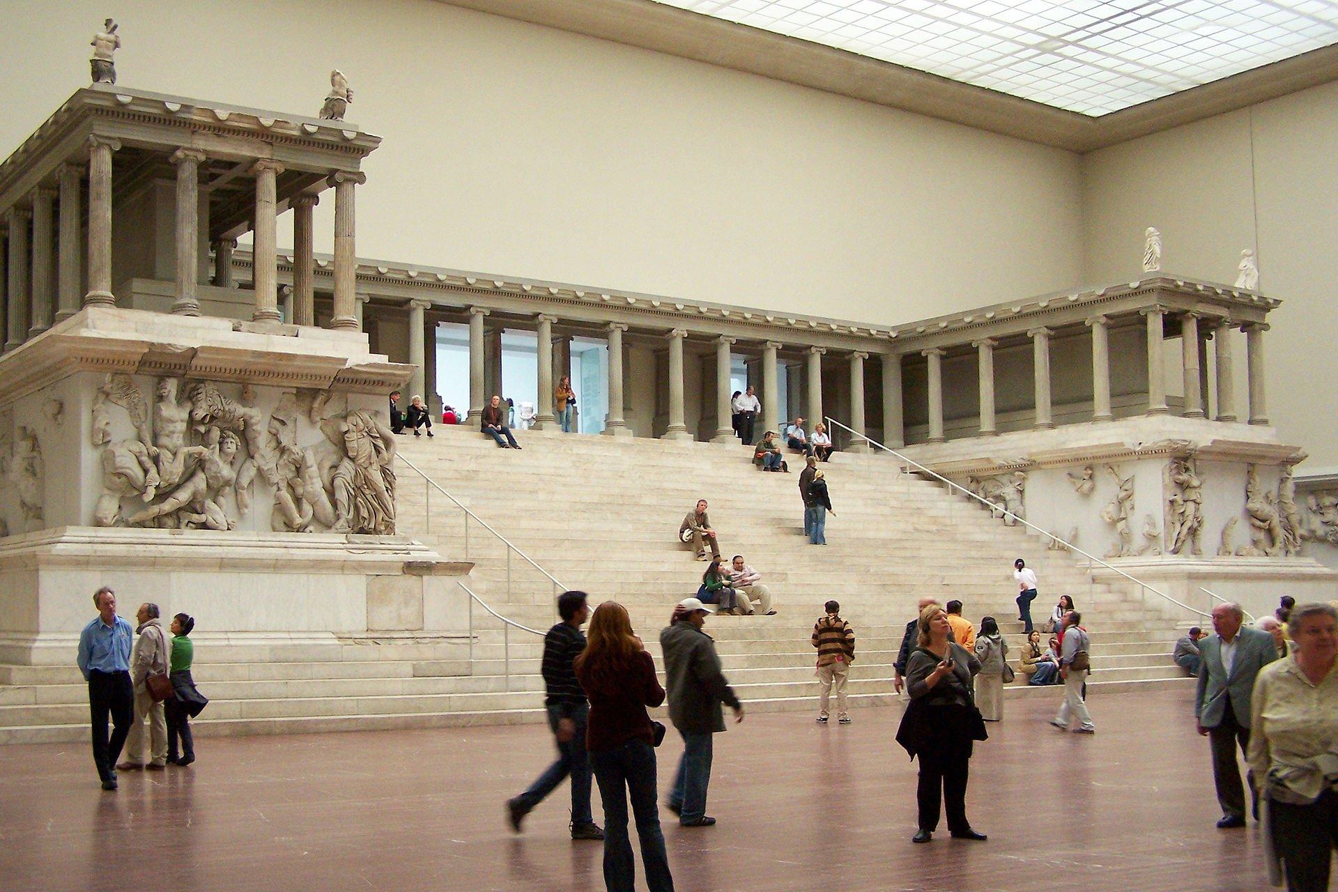 Berlin Bergama müzesi