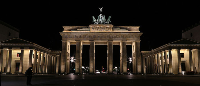BerlinBrandenburg Kapısı