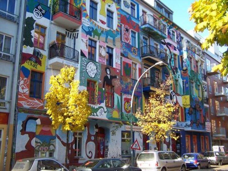 Berlin east central'da konaklama - Berlin'de Türk otelleri