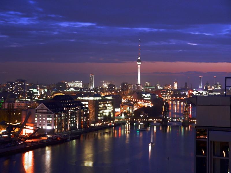 Berlin mitte bölgesinde konaklama