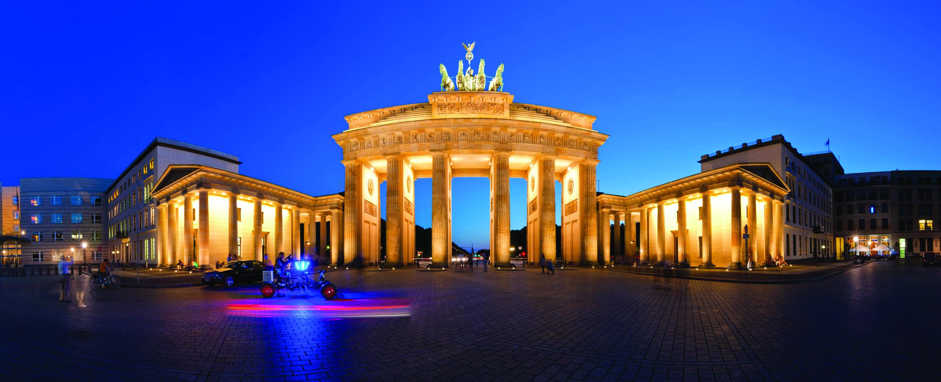 Berlin'de gezip görülecek yerler